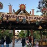 Eingang ins Adventureland