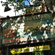 Eingang zur Kilimanjaro Safari