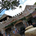 Harmabe Market im Animal Kingdom