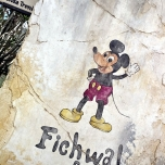 Mickey Mouse ist auch da