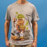 Gardener Goofy T-Shirt mit witzigem Motiv