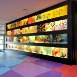 Eingangsbereich Art of animation Resort