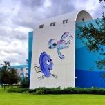 Findet Nemo Gebäude