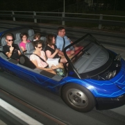 Test Track in Epcot