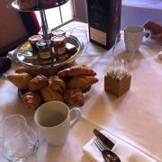 Die kalten Speisen beim Frühstück