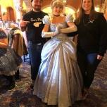 Cinderella in der Auberge de Cendrillon
