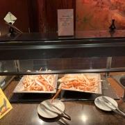 Abendessen - Krabben