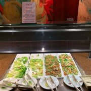 Abendessen - Salat