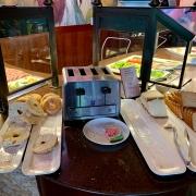 Frühstück - Toaststation