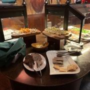 Abendessen - Brot & Käse