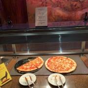 Abendessen - Pizza