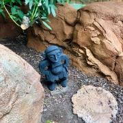 Menehune im Garten