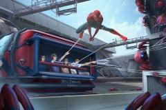 Spider-Man Attraktion