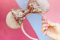 Die Briar Rose Gold Minnie-Ohren