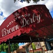 Eingang zum Restaurant Brown Derby