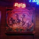 Werbeplakat für die Buffalo Bill\'s Wild West Show