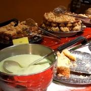 Nachspeisenbuffet