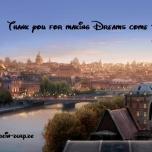 Passend abgestimmt auf Paris