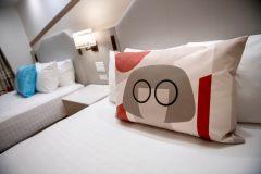 Neuer Incredibles Look für das Contemporary Resort