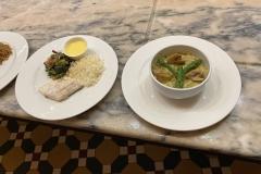 Gerichte im Plaza Gardens