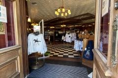 Ausgang eines Shops