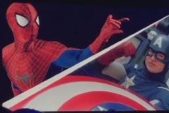 Gemeinsam mit den Avengers hält auch Spiderman in Disney's California Adventure Einzug
