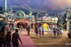 Aus Paradise Pier wird Pixar Pier - Disney's California Adventure