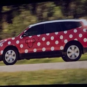Weiteres neues Transportmittel für WDW: Minnie Van Personal Transport