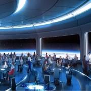 Außerdem eröffnet ein neues Tischbedienungsrestaurant neben Mission: Space
