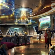 Star Wars Hotel in Walt Disney World