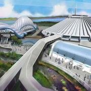 Im Magic Kingdom eröffnet das Hightlight aus Shanghai: Tron, der Speedway bleibt erhalten