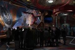 Weiteres Concept Art zu Guardians of the Galaxy