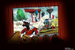 Mickey & Minnie's Runaway Railroad ersetzt The Great Movie Ride
