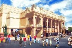 Das neue Theater für die Main Street im Magic Kingdom