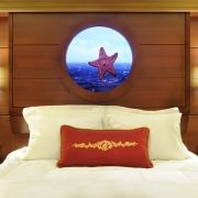 Inside Stateroom der Disney Fantasy & Dream