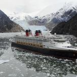 Die Disney Wonder in Alaska