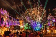 Disney Enchantment im Magic Kingdom