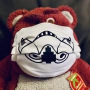 Sturmtruppler Maske