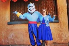 Disneybound Genie