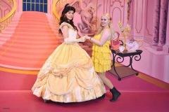 Disneybound Belle