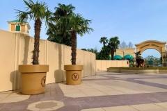 Neuer, rutschfester Bodenbelag für den Front Lot im Walt Disney Studios Park