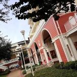 Das Hotel Boardwalk Inn