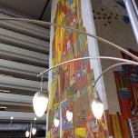 Lobby des Contemporary Resorts