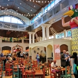 Food Court im Coronado Springs