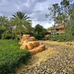 Außenbereich des Coronado Springs