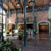 Lobby des Port Orleans French Quarter
