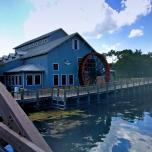 Wassermühle mit Restaurant