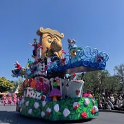 Alice in der Dreaming Up Parade