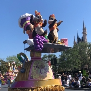 Chip & Chap in Dreaming Up Parade