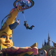 Die atemberaubende Peter Pan Float!